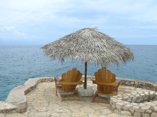 Negril Escape Resort & Spa: Is this not a FANTASTIC spot?!?!