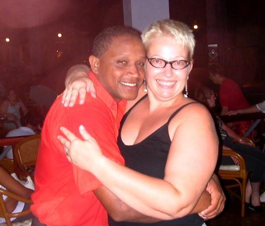 ClubHotel Riu Merengue: Lynda & Cappucino