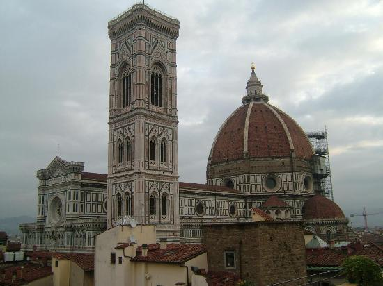 Hotel Medici: roof view 1
