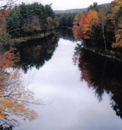 Vermont: Fall foliage