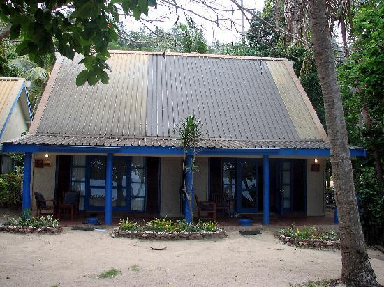 Malolo Island Resort: A bure