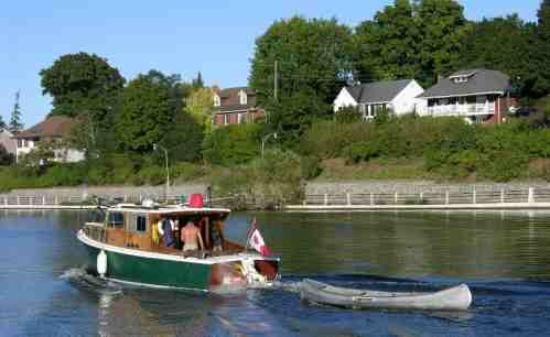 Ottawa, Canadá: Rideau Canal