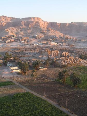 Nildalen, Egypt: Liftoff