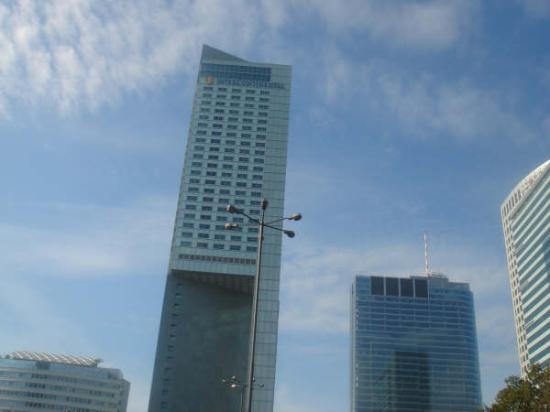 InterContinental Hotel Warsaw: thats it!
