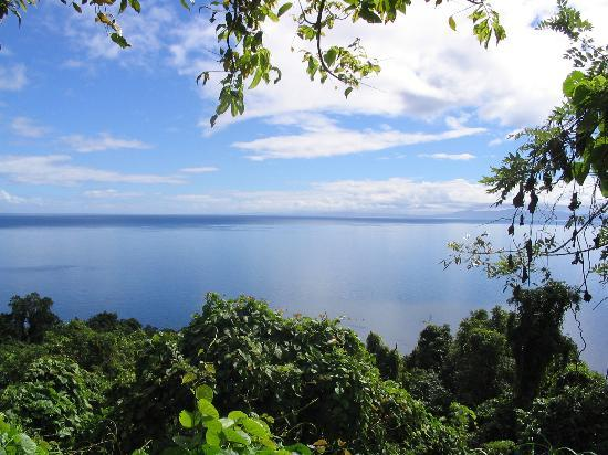 Isla de Taveuni, Fiyi: beautiful vieuw on Taveuni