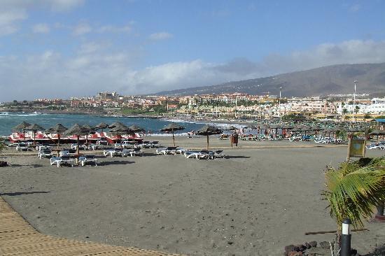 Iberostar Anthelia: the local beach