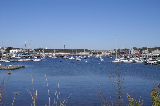 Julietta House: Gloucester Harbor