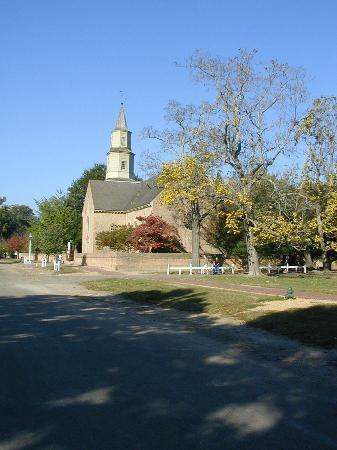 Williamsburg, VA: Bruxton Parish Church