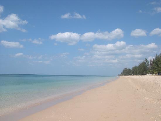 Ko Lanta, Thailand: Koh Lanta beach