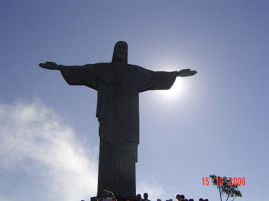 Iberostar Praia do Forte: Christ the Redeemer