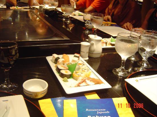 Iberostar Praia do Forte: Japanese restaurant