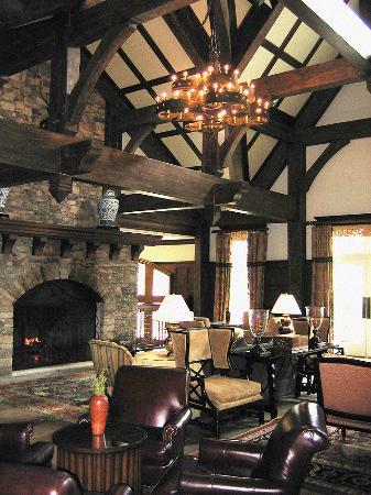 The Ritz-Carlton Reynolds, Lake Oconee: Hotel Lobby
