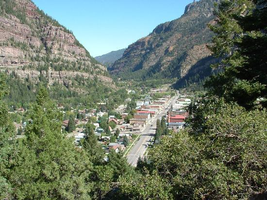 Ouray, the Switzerland of America