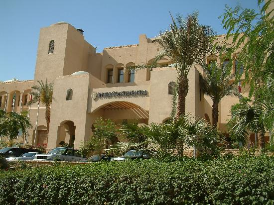 InterContinental Aqaba Resort: Front View