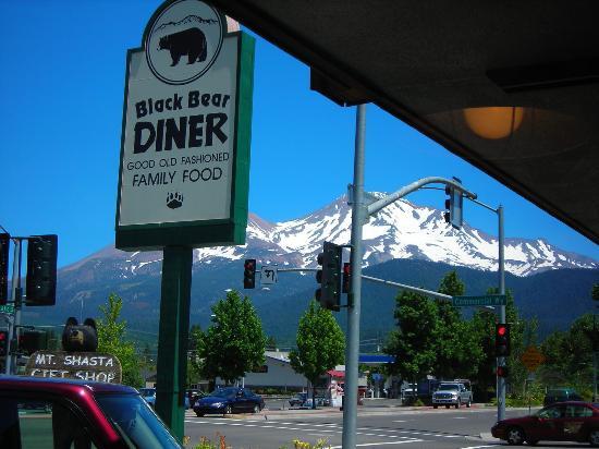 Black Bear Diner - Mt. Shasta Photo