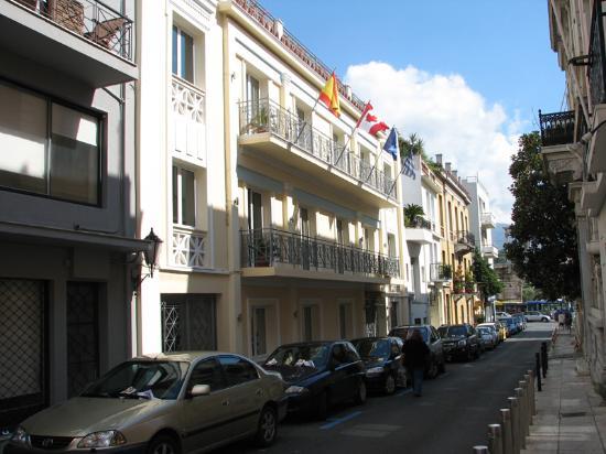 AVA Hotel Athens: Ava Hotel