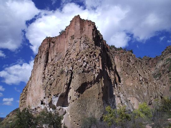 Чимайо, Нью-Мексико: Bandaleer National Park outside of Chimayo
