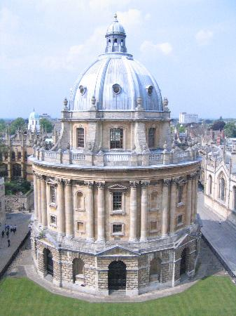 Oxford, UK: Radcliff Camera