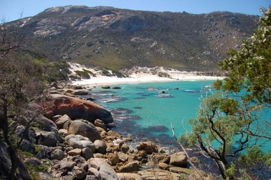 Wilsons Promontory National Park, Australien: Little Oberon Beach