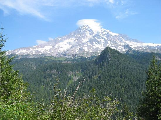Mount Rainier National Park ภาพถ่าย