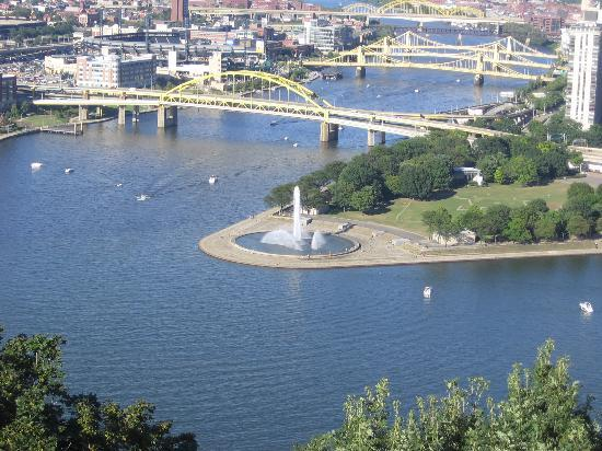 Pittsburgh, Pennsylvanie : Point State Park
