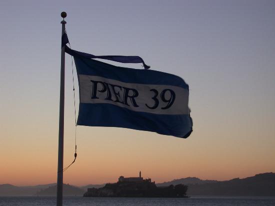 San Francisco, CA: Pier 39 at Wharf