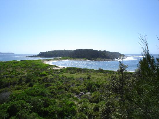 Batemans Bay, Australien: We had this whole cove to ourselves in Bateman's Bay.