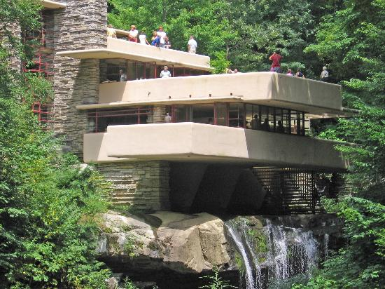 Fallingwater: What a house - a must visit!