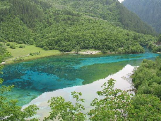 Jiuzhaigou County, China: 13