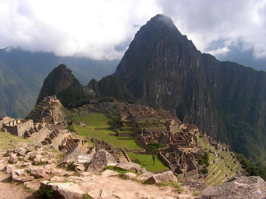 Machu Picchu defies description.  See before you see God !!