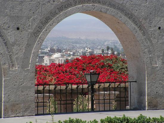 "Arequipa, Pérou : ""The White City"""