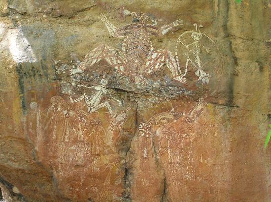 Kakadu National Park, Australia: Aboriginal rock art, Australia