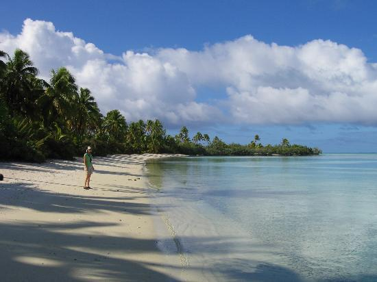Aitutaki, Cook Islands: Akiama Motu