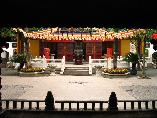Suzhou, China: hanshan temple