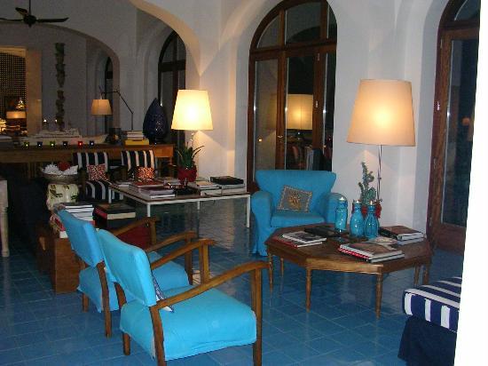 Maison La Minervetta: Lounge Area