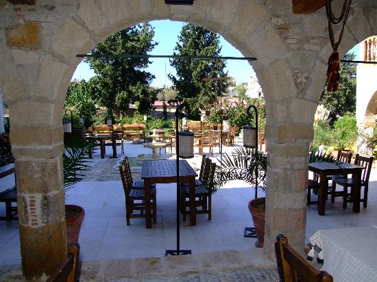 Mehmet Ali Aga Mansion: Restaurant 2