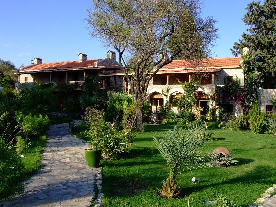 Mehmet Ali Aga Mansion: Stonehouse rooms