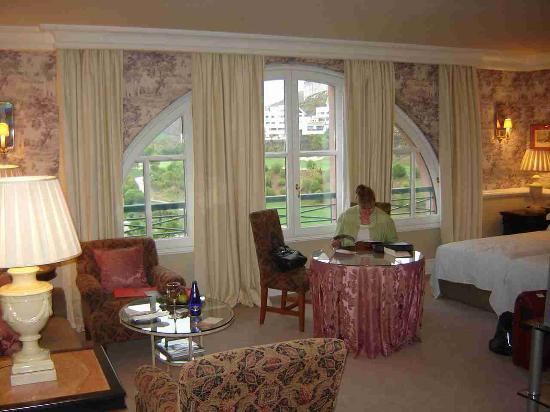 Villa Padierna Palace Hotel: Junior suite 317
