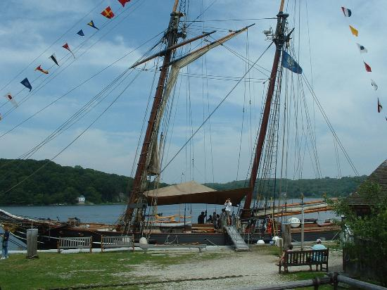 Mystic Seaport-bild