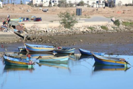Golden Tulip Farah Rabat: The Bouregreg River