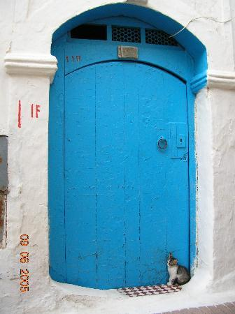 Essaouira, Marrocos: Doorway