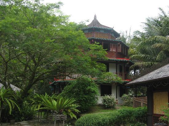 Sarawak Cultural Village: Sarawalk Cultural Village