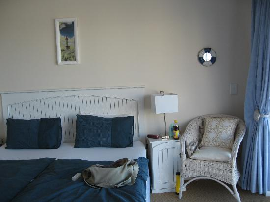 Somerset Hill Guesthouse : nautical theme