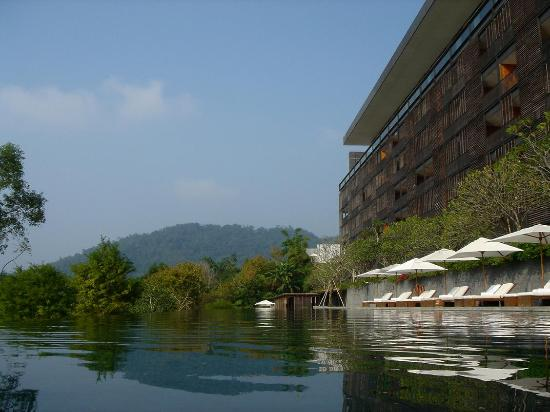 The Lalu Sun Moon Lake-billede