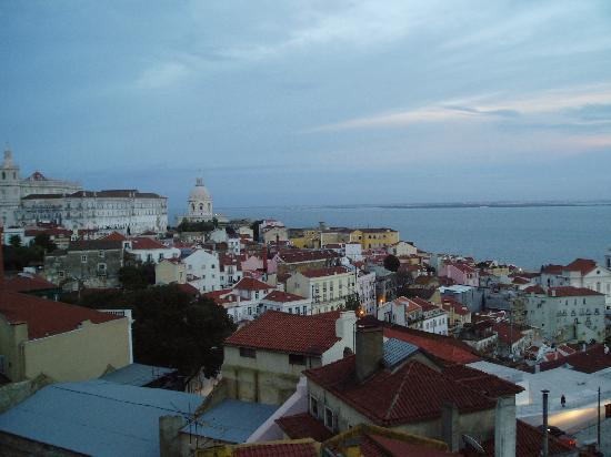 Palacio Belmonte: View from terrace