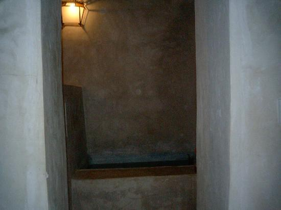 Baytil Ajaib: entrata del bagno