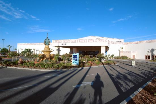 Blue water casino parker az