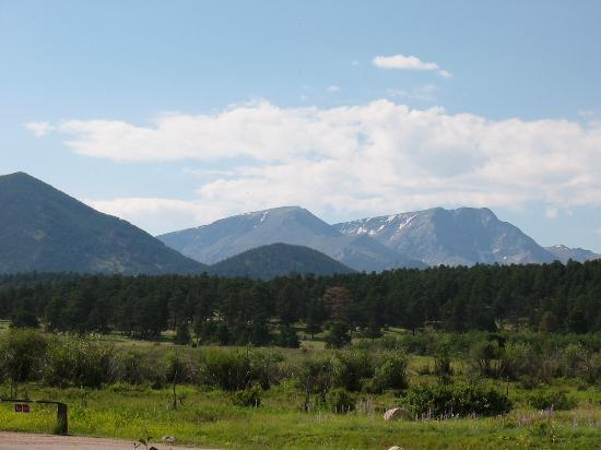 Colorado : Estes Park, Rocky Mountain National Park
