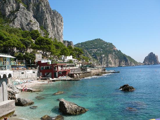 คาปรี, อิตาลี: Paradise