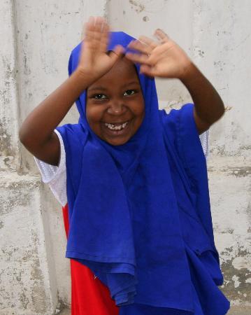 Stone Town, Tanzania: child